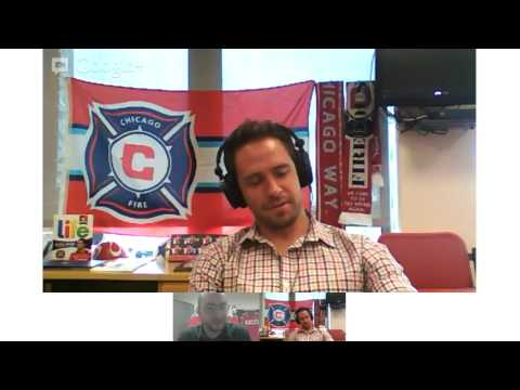 Hangout with Fire midfielder Daniel Paladini (#AskPaladini)