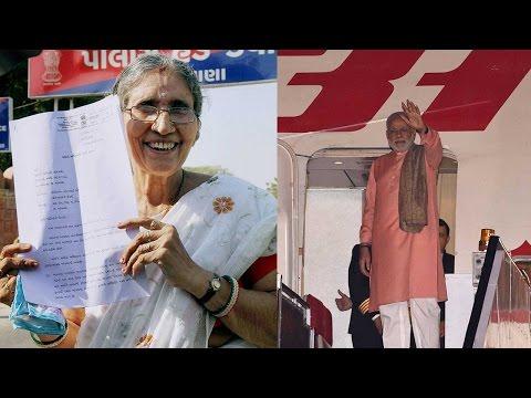 Jashodaben files RTI  to seek on Narendra Modi's passport details