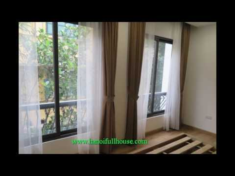 Japanese style apartment in hanoi vietnam for lease