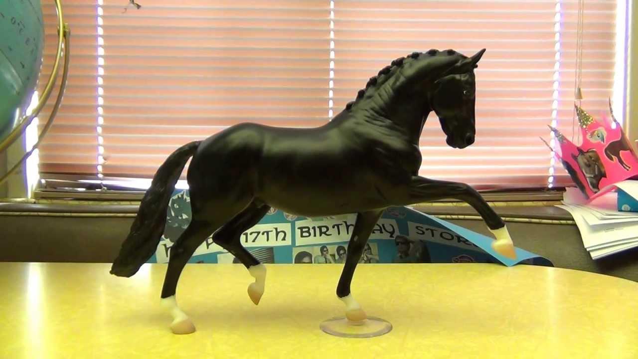 Breyer Horse Model Red Paint