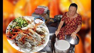 Quán Bánh Cuốn Khách Mua Bao Nhiêu Cũng Bán Của Cô Chủ Hào Sảng Gốc Sài Gòn