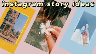 10 creative ways to edit your insta stories using ONLY the instagram APP ♡ (no other apps needed!)