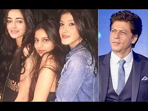 This Is How Shah Rukh Khan Made Suhana, Shanaya & Ananya Panday Feel Like They Are The Best Actors Mp3
