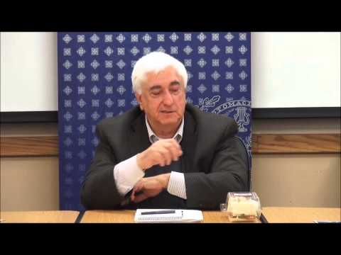 """Russia and the West in the South Caucasus"" with Dr. Alexander Rondeli"