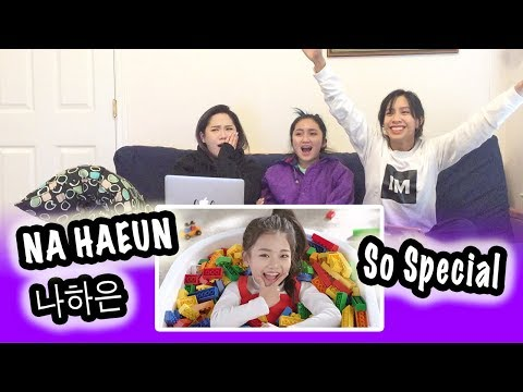 [KPOP REACTION] NA HAEUN 나하은 -- SO SPECIAL FEAT. MICRODOT
