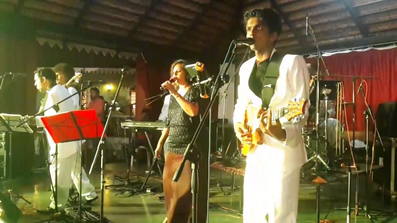 VERSATYLE Band (Goa) Modern Dance Music For Weddings