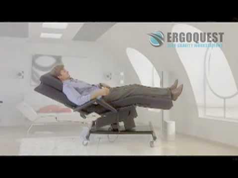 Zero Gravity Recliner Chair - 3 Motors - Lie Flat
