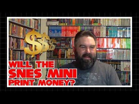 Will the SNES Mini Print Money?