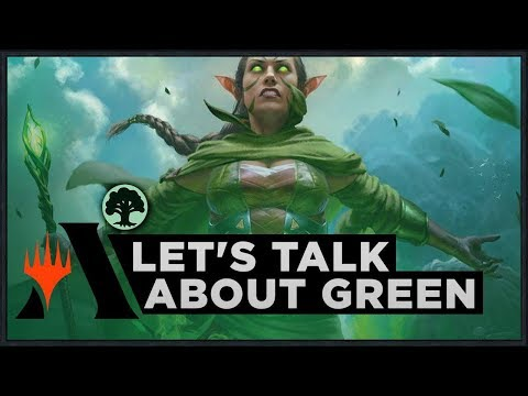 Let&39;s Talk About Green  A Commentary by Fake Brazilian Cardboi MTG Arena
