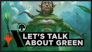 Let's Talk About Green | A Commentary by Fake Brazilian Cardboi (MTG Arena)