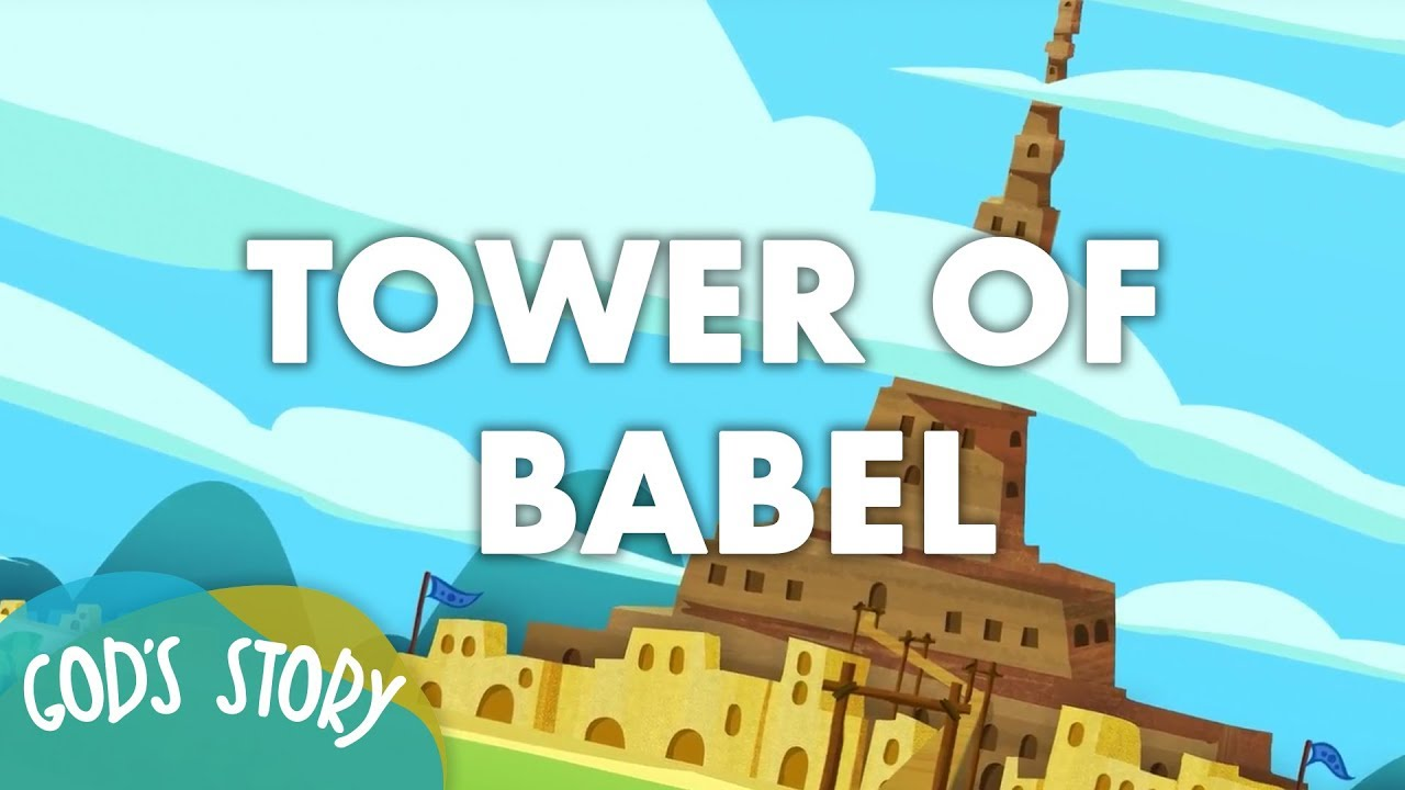Download God's Story: Tower of Babel
