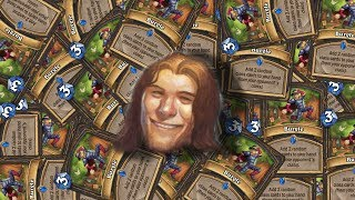 Hearthstone - The Greatest Burgle