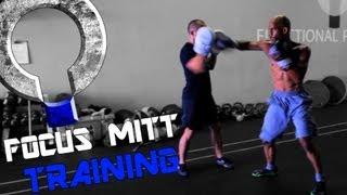 Boxing Workout - Focus Mitt Training With Devo Donaldson