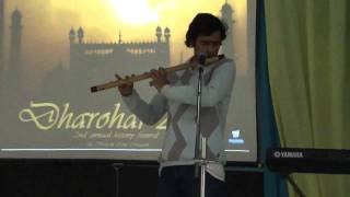 vaishnava janato flute (bansuri) instrumental