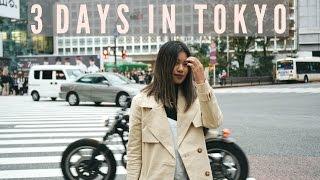 3 DAYS IN TOKYO | IDRESSMYSELFF
