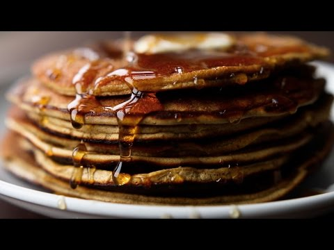 Healthy Breakfast Ideas | The BEST Coffee Protein Pancake Recipe For Weight Loss