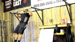 Project Mayhem Wednesday Workout - Bench Press, Pullup