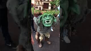 Cool Costume- MONSTERPALOOZA 2018