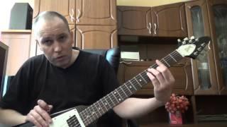 Як налаштувати гітару в Drop D.( Drop D Tuning )