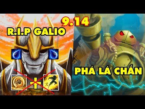 TOP 13 thay đổi Siêu To Khổng Lồ trong LMHT 9.14: Tạm biệt Aatrox, Galio, Akali - 5 cơ chế mới