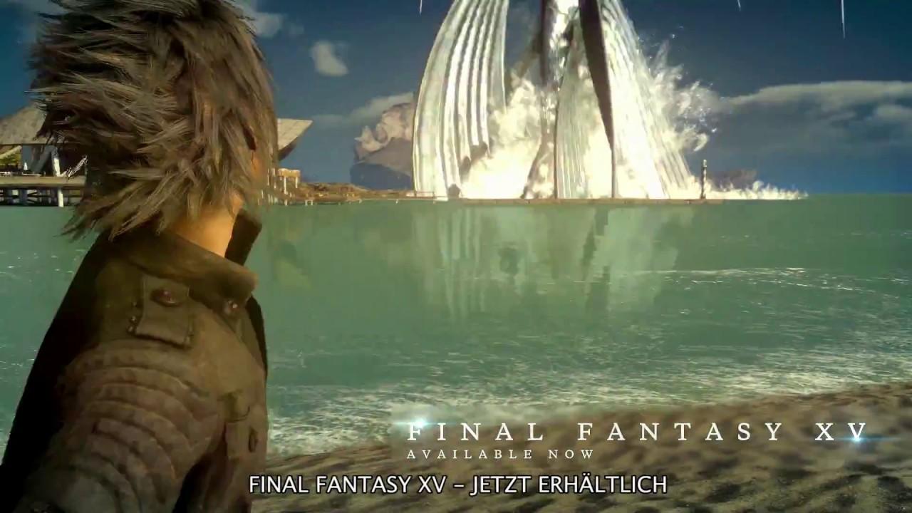 Final Fantasy XV Universe Trailer - YouTube