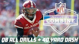 QB All Drills | NFL Combine 2020