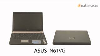 видео Обзор ноутбука ASUS N61Vg