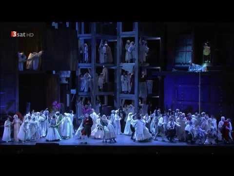 Meistersinger - Baritone Markus Werba as Sixtus Beckmesser sings Serenade