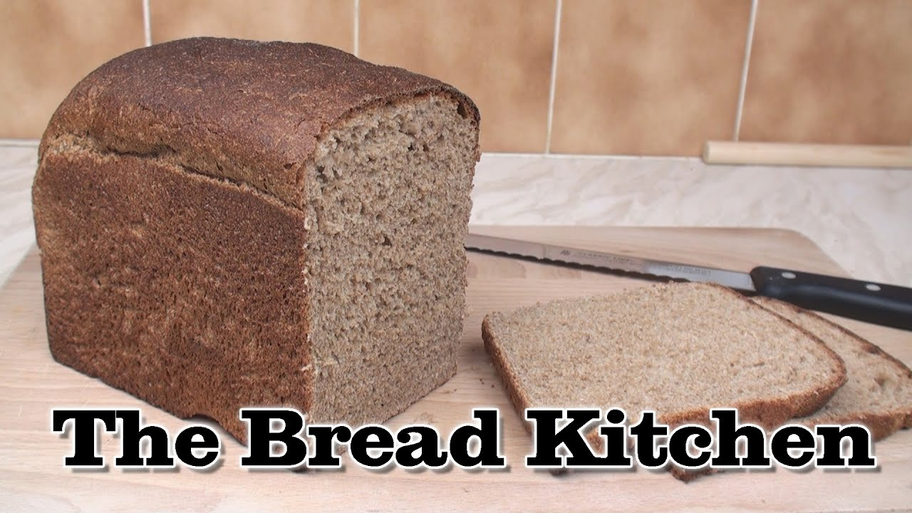 Simple No Knead Spelt Bread Dinkelbrot Recipe In The Bread Kitchen