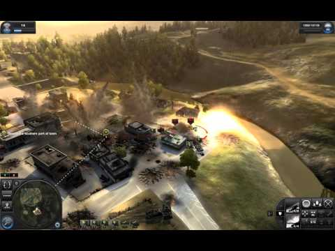 World in Conflict Mission 17 - Onwards to Seattle