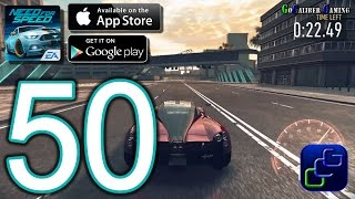 NEED FOR SPEED No Limits Android iOS Walkthrough - Part 50 - Underground Chapter 9,10: The Long Roa