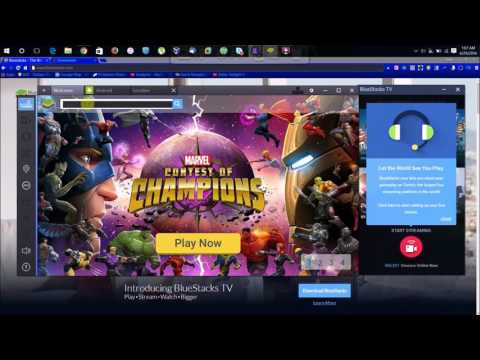 How To Run Android and iOS Apps + iMessenger on Windows PC or Mac OS X (Bluestacks)
