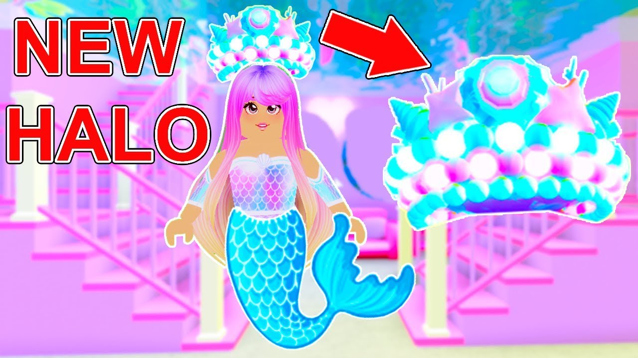 How To Win The Mermaid Halo In Royale High! (Roblox)