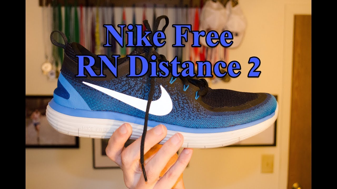 cade08192876 Nike Free RN Distance 2 Review - YouTube