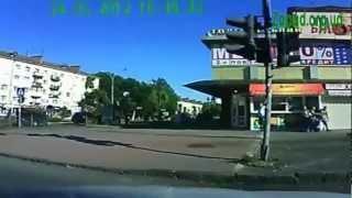 ГАИ Ужгорода VS BMW X5