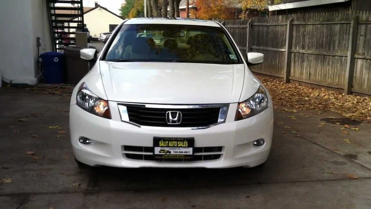 Perfect 2010 Honda Accord EX L V6 With Navigation In Edison,NJ,08817   YouTube