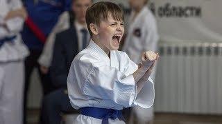 Первенство Омской области по каратэ WKF