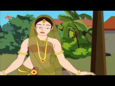Bal Krishna - Lord Krishna Kills Kansa, Animated Tamil Story 3/6 Travel Video