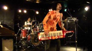 P.O.A.(Persons of Asia) LIVE ライブ@新大久保Earthdom 2011.11.11 悲...