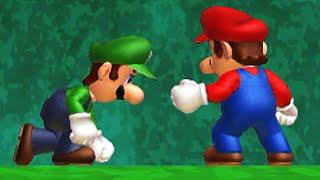 New Super Mario Bros. U Part 1- World 1: Acorn Plains! (100%)