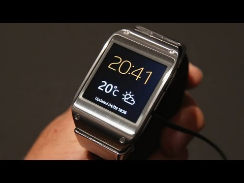 Samsung Gear Smartwatch Review - David Pogue 2013 | The New York Times