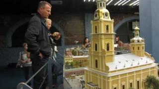 Национальный шоу-музей в Санкт-Петербурге. Гранд Макет РОССИЯ!(Больше информации по бизнесу в интернете тут: =▻ http://elenafedulina.com