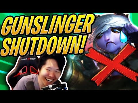 THIS IS HOW YOU BEAT GUNSLINGERS! | TFT | Teamfight Tactics | League of Legends Auto Chess