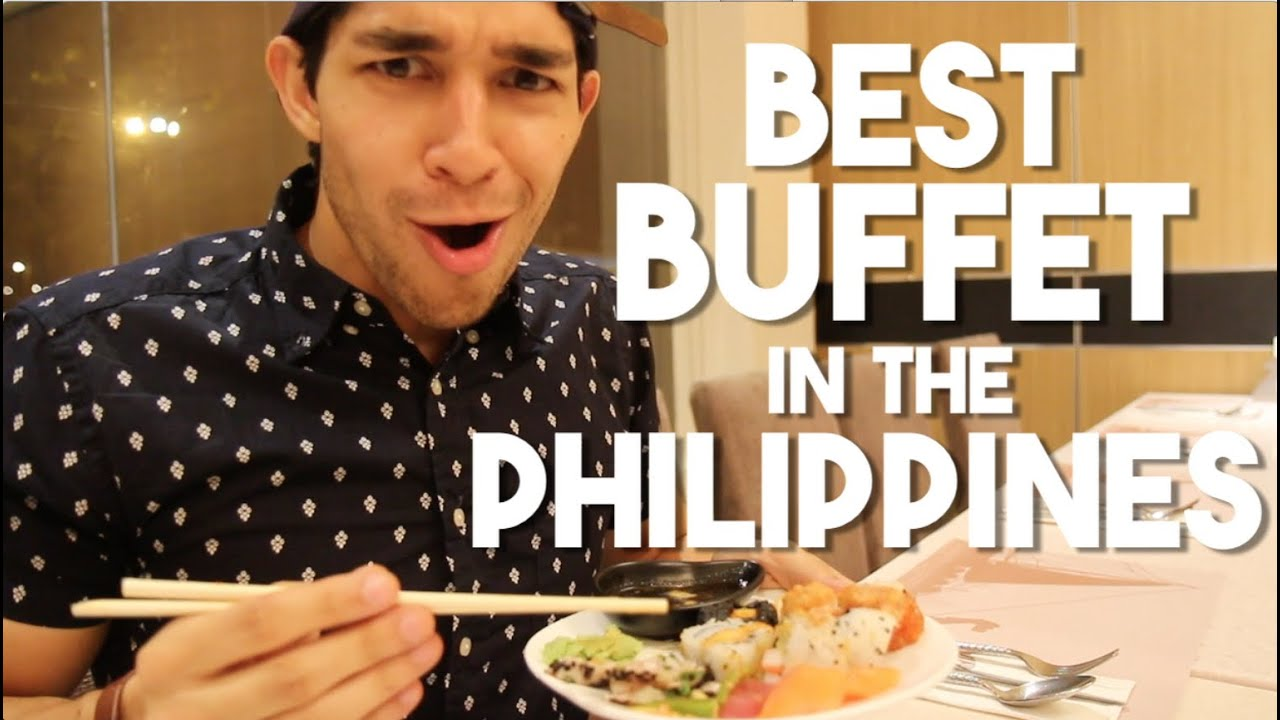 The Best Buffet in the Philippines (Filipino Food Trip ...
