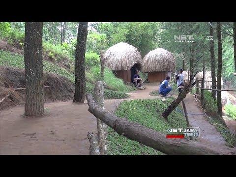 NET. JATIM - WISATA ALAM RUMAH HONAI DI BATU MALANG