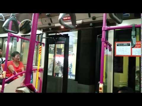 SBS Transit Scania K230UB Euro 4 Batch 2 doors closing