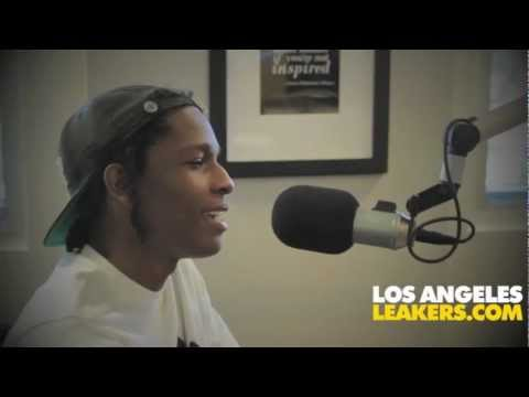 A$AP Rocky Says Kendrick Lamar Is Our Generations Nas