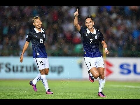 Brunei Darussalam vs Cambodia (AFF Suzuki Cup 2016: Qualification Round)