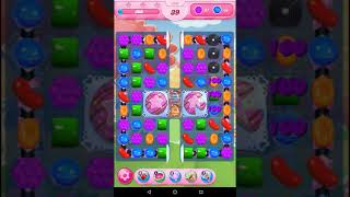 Candy Crush Saga Level 650 - with instructions