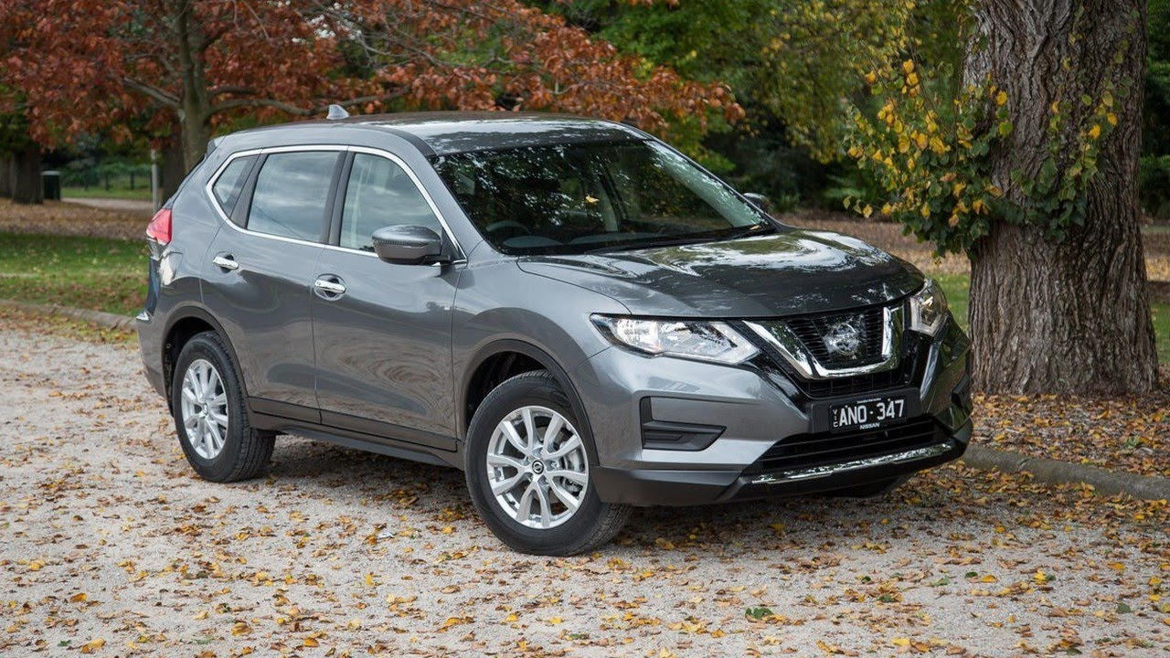 2018 nissan x trail st new car nissan x trail st review youtube. Black Bedroom Furniture Sets. Home Design Ideas
